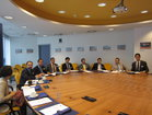 Visiting European Institutions in Brussels