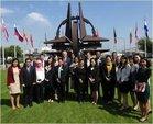 Visit of NATO
