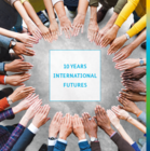 10 Years INTERNATIONAL FUTURES - booklet