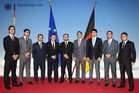 The participants of the 13th Executive Seminar for Diplomats from Afghanistan