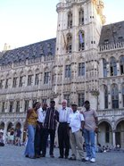 Study trip to Brussels
