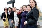 The Ladies of the 3. Ukraine Seminar