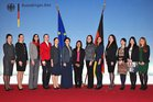 The Ladies of the 37. Internationaler Diplomatenlehrgang