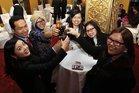 Celebrating the successful conlusion of the seminar