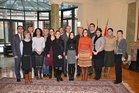 Group Photo of the Diplomatenkolleg 8