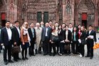 Group Photo of the China Seminar 2012
