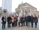 Tour through Frankfurt