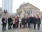 Tour through Frankfurt