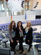 Visiting the Bundestag