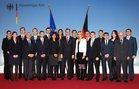 Group Photo of the 36. Internationaler Diplomatenlehrgang