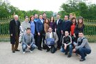 Participants and team of the HELP Ukraine 2014 in Potsdam